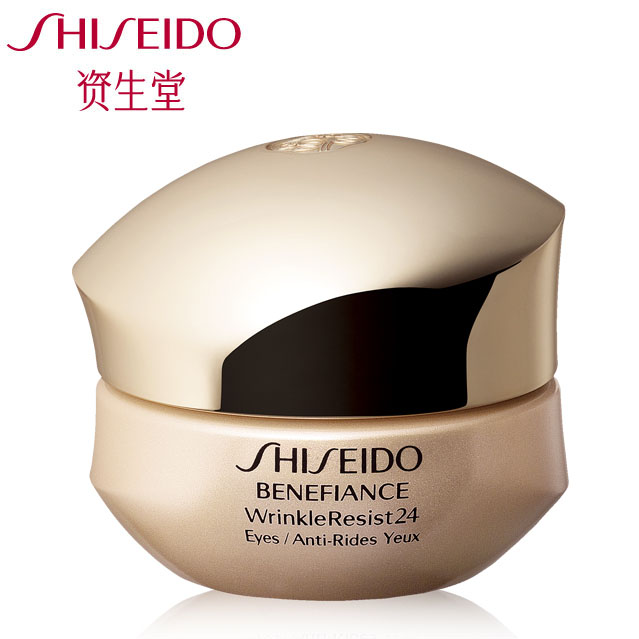 Shiseido/资生堂盼丽风姿抗皱修护眼霜15ml