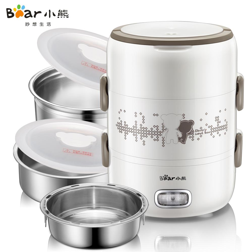 小熊电热饭盒DFH-S2358