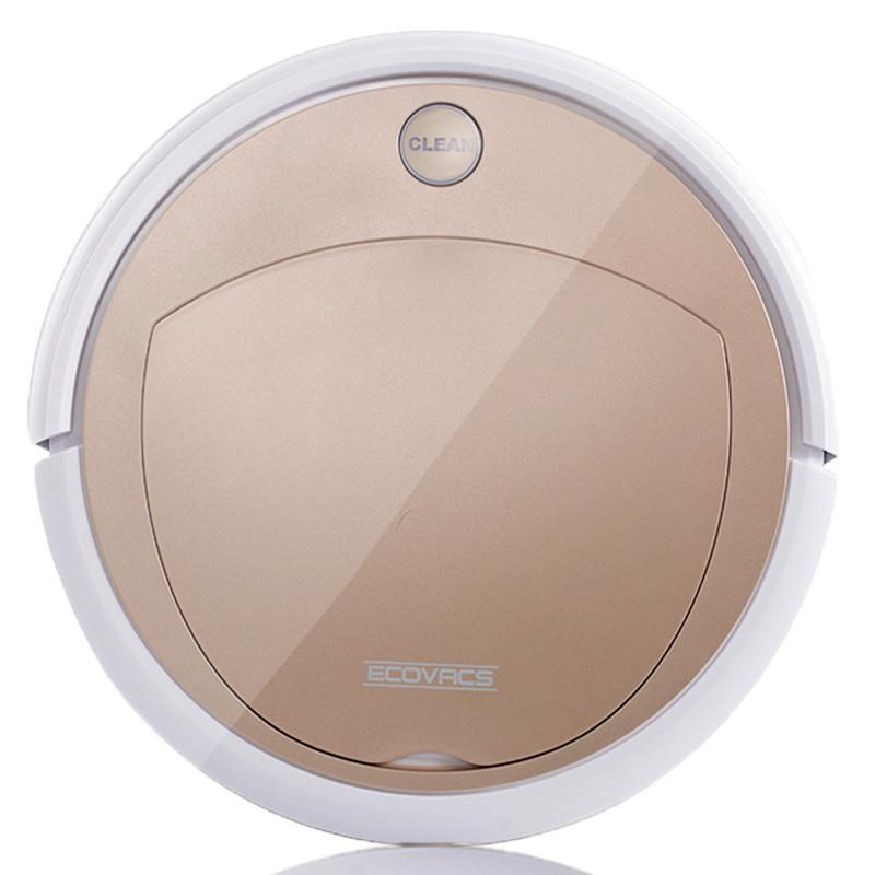 科沃斯( ECOVACS)地宝CEN333 智能扫地机器人吸尘器 智能超薄家用全自动擦地机拖地