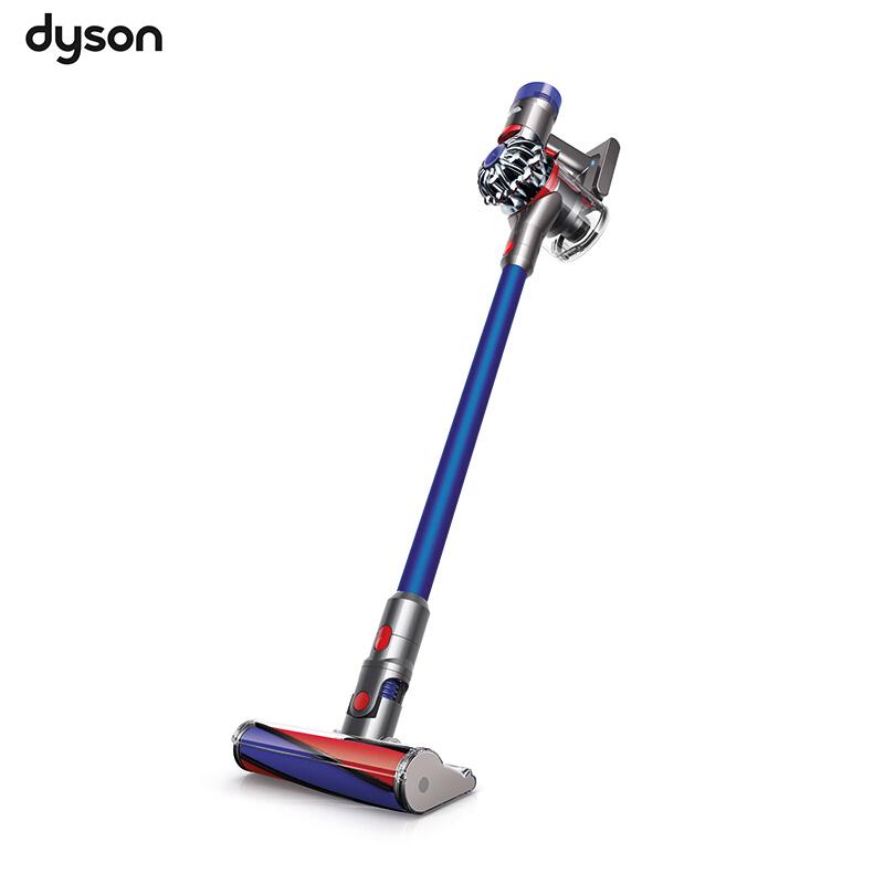 戴森(Dyson)手持除螨仪吸尘器V7fluffy(配有5个吸头)