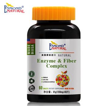 爱司盟综酶纤维辅食营养补充品81g(1350mg*60片)