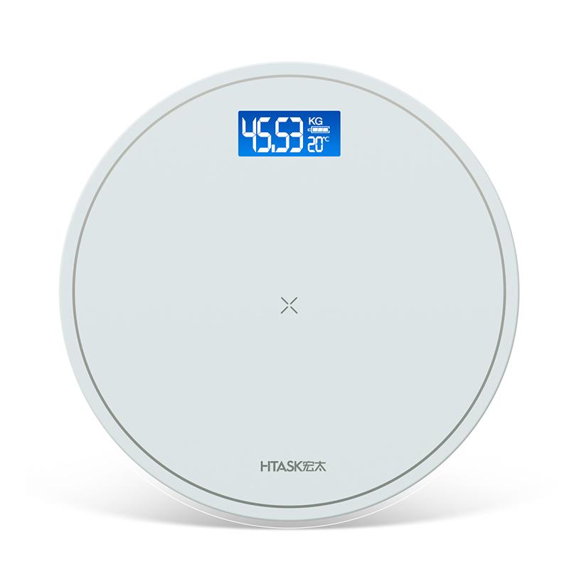 宏太HTASK 电子称 人体秤 家用体重健康称 HT-01ES