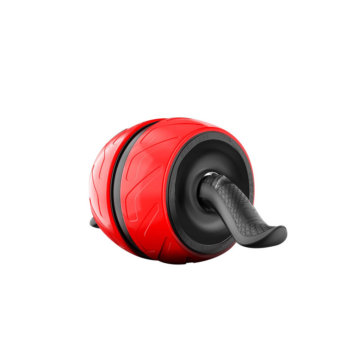 宏太HTASK 静音回弹健腹轮+铝合金360度旋转万向跳绳 HT-01AB-1RS