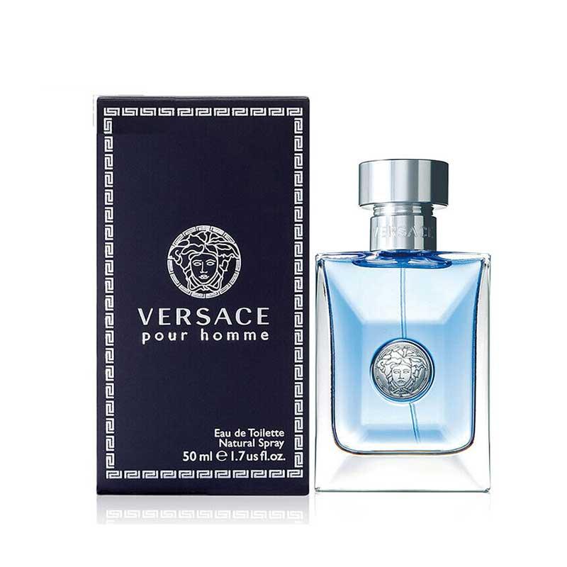 Versace ?#31471;?#21746; 男士香水 50mL