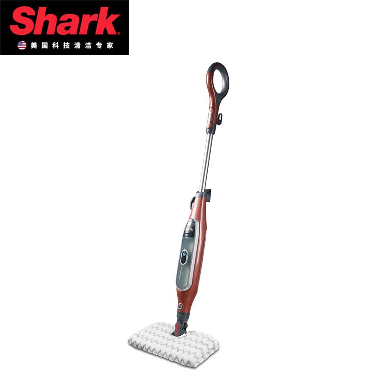 美国Shark蒸汽拖把P3电动擦地洗地机高温蒸汽喷射杀菌清洁