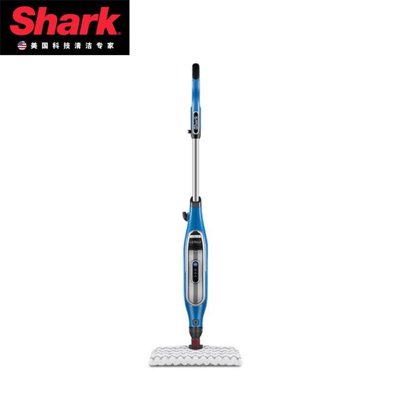 美国Shark蒸汽拖把P5电动擦地洗地机高温蒸汽喷射杀菌清洁