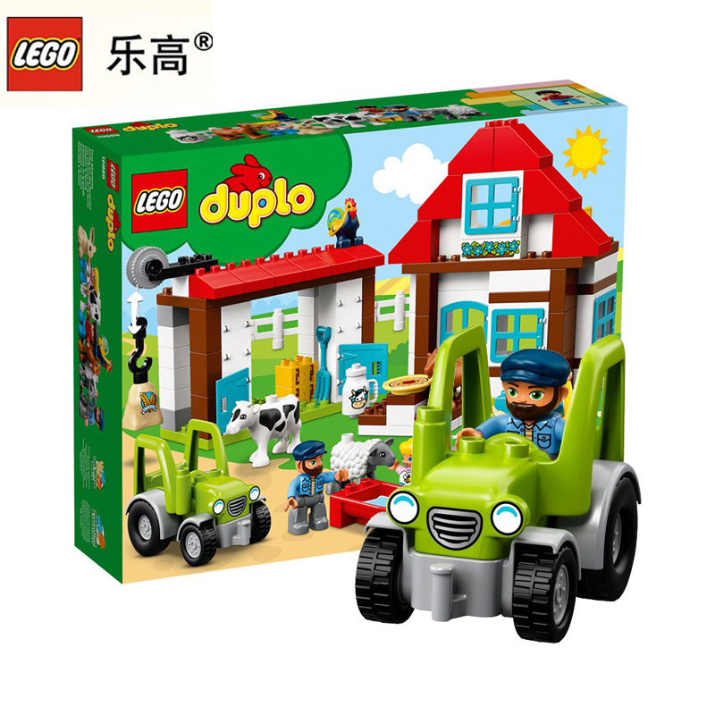 LEGO/樂高L10869樂趣開心農場