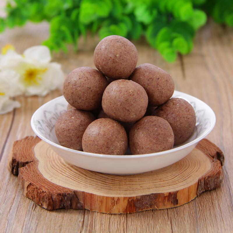 鹤鼎堂 红豆薏米芡实丸 五谷杂粮代餐 150克*2罐装