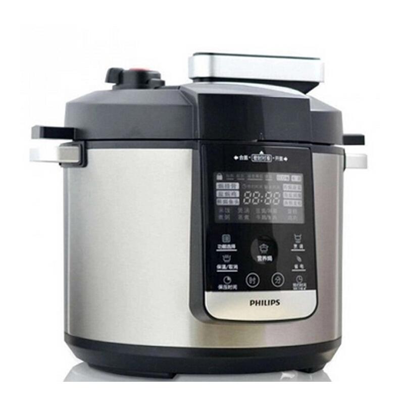飞利浦HD2175电饭煲压力多功能煲不锈钢色