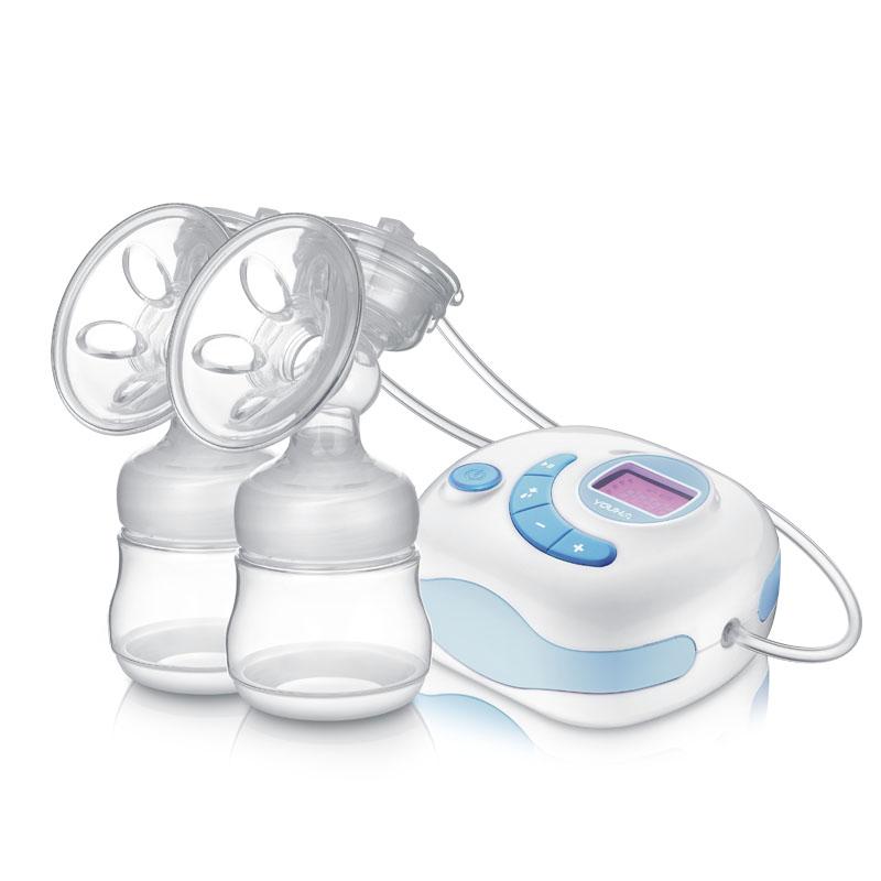 優合(youha)雙邊電動吸奶器 智能鋰電款 液晶充電款