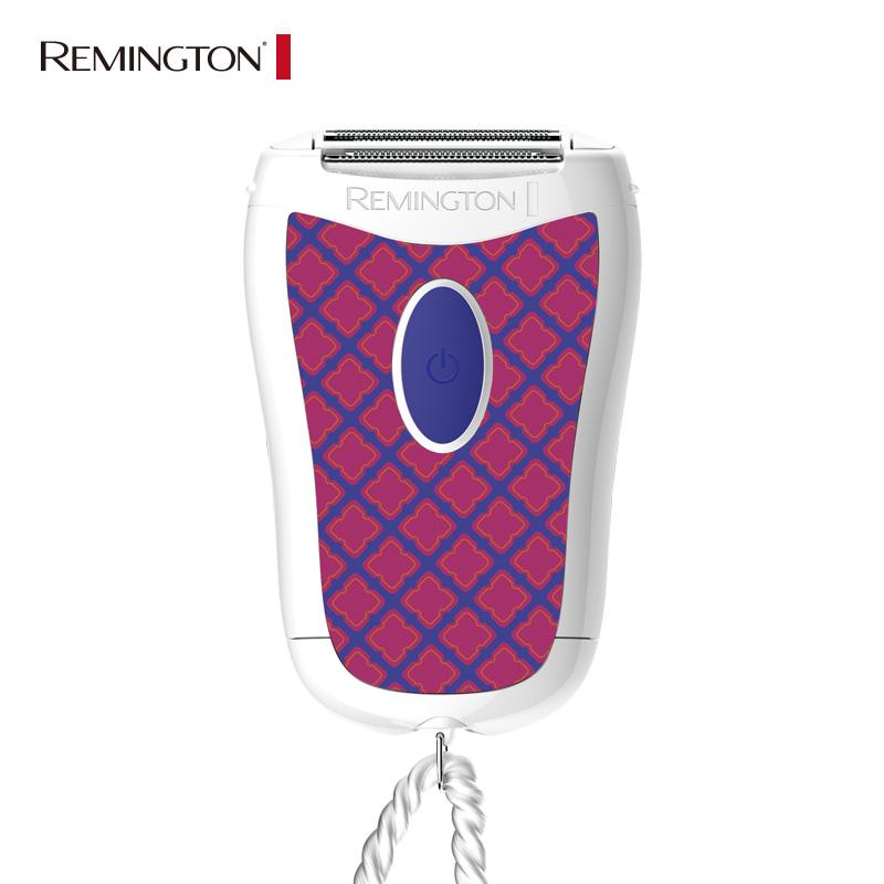 REMINGTON/雷明頓 干電池充電干濕兩用女士往復式電動脫毛器W200T
