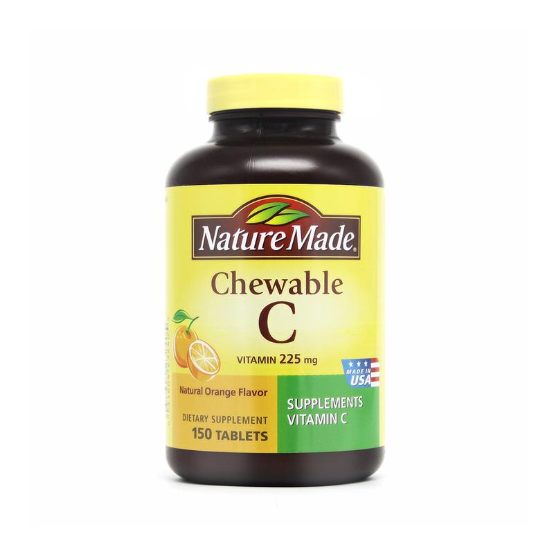 天维美维生素C咀嚼片150粒