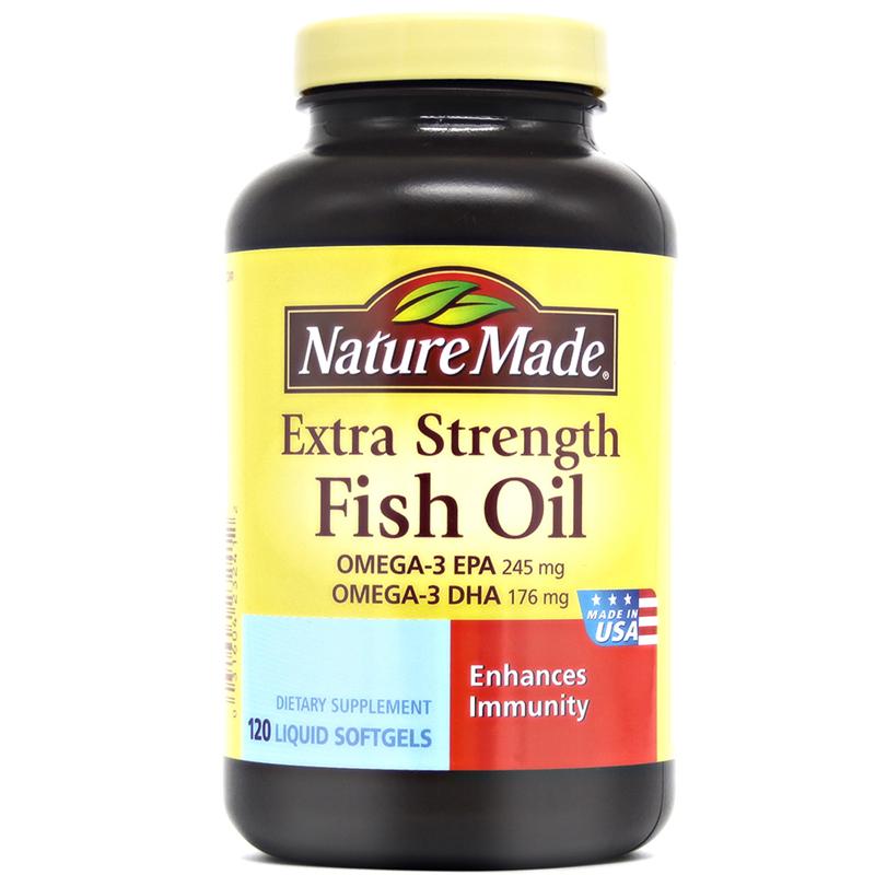 天維美牌魚油磷脂軟膠囊120粒