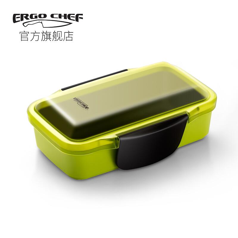 ERGO CHEF 日式雙層飯盒 (綠色)