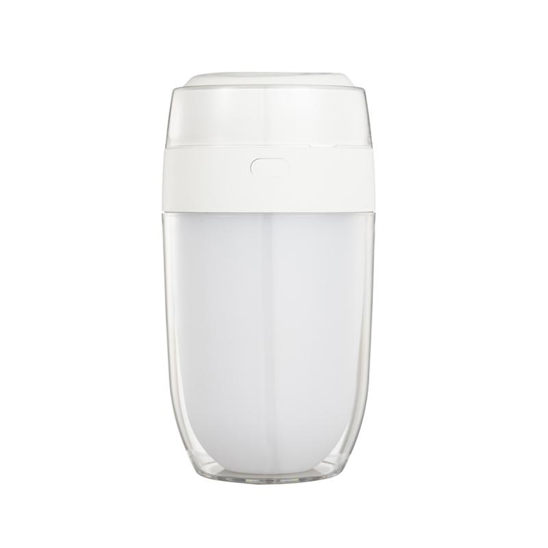 MKING 果潤繽紛加濕器 燈光漸變版 白色
