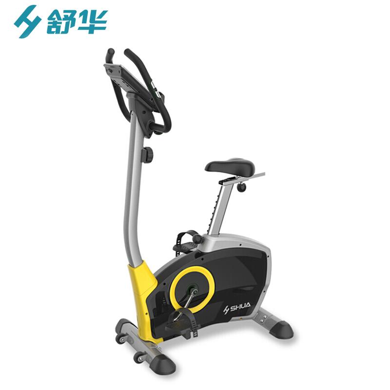 SHUA/舒华 健身车 立式磁控磁阻家用静音脚踏车SH-B833U CF系列 偏远地区咨询客服